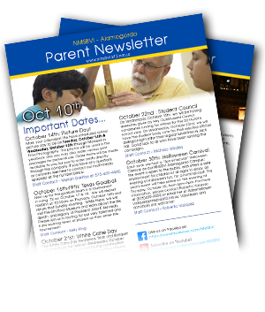 Parent Newsletter word